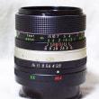 正体不明のメイドインジャパンの広角レンズ ITOREX 35mm F2.8(コニカARマウント)
