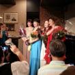 2017年8月25日(日)「女優たちの午後」@銀座蛙たち 弓香さんのライブレポ