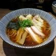 矢口渡 中華soba いそべ 黒旨にこにこワンタン麺