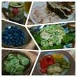 ポテトとブロッコリーのサラダ