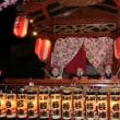 地域のお祭り・・湯前神社大祭で山車運行