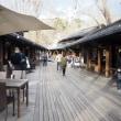 軽井沢塩壷温泉と星野リゾートハルニレテラス