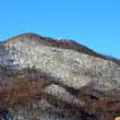 2018.02.22AM07:55の藻岩山・平和の塔・手稲山・円山・三角山