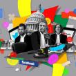 米国議会上院で第三者機関、ロシアのネット選挙介入実態報告書を公表。