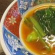 大崎菜の卵醤油