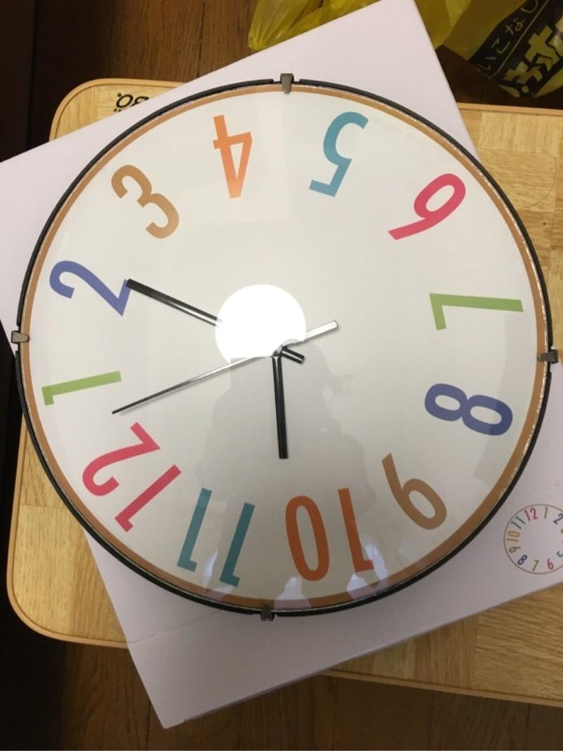 3coinsの時計