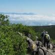 蓼科山…八ヶ岳連峰
