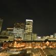 東京駅夜景~新丸ビル