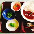5/26 ハヤシライス&胡蝶蘭