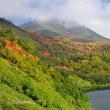 大雪高原温泉〜紅葉の沼めぐり(2)