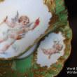 ドイツ製 ドレスデン ホイフェル工房 天使のカップ&ソーサー