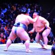 1/24 貴景勝 勝ち越し すごい相撲だった 北勝富士と