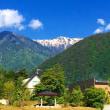 梅雨の合間の駒ヶ岳