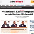アフリカの選挙と世論調査〜コンゴ民主共和国、与党は崖っぷち?