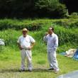 山江村のヤマメ養殖場