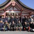 津島神社参拝