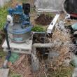 灌水ポンプ交換