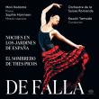 新着ドーナツ~ファリャ:バレエ音楽「三角帽子」・他