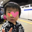 【チビ代初めての電車&チビすけのわがまま】