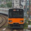 2017年9月24日  東急東横線 自由が丘 東武50075F