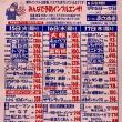 インフルエンザ予防★今週の特売チラシ