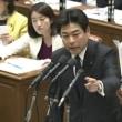 裁量労働制につき、安倍に撤回を迫った希望・山井和則 さんの言葉