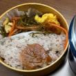 ホタテと白菜のクリーム煮弁当