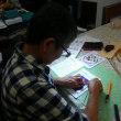グラスアート教室
