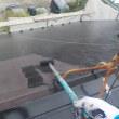 30年6月外壁屋根塗装工事行いました③屋根塗り (^^)/ぬりいち