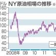 <NY原油先物>12年ぶりの安値…それでも底は見えない