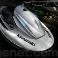 カワサキ JET SKI STX-15F(船ネット)