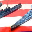 アメリカ海軍の巡洋艦と模型を見ることの意味〜模型展「世界の巡洋艦」