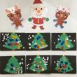 ☆たんぽぽぐみ(一歳児)発表会準備&クリスマス製作☆