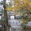 坂本と比叡山延暦寺の紅葉