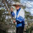 2018 柳川川下り(現役最年長船頭の唄声が川面にが流れ) 《福岡県柳川市》