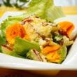 ☆ゴロゴロ野菜のポトフ&甘塩鮭のオリーブオイルソテー☆