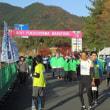 福知山マラソン、淀川より10分短縮できました / 親子で歌える歌があった