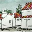 1358.ヴィミエイロの町角