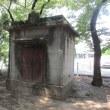 旧武川国民学校奉安殿
