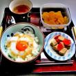 孤食 一味違う「卵かけご飯」