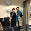 かわさきFMゲストに着物デザイナー紫藤尚代先生