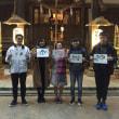 12月の日記15 広大留学生参拝