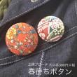 春待ちボタン始めました♪福岡の質屋ハルマチ原町質店(はるまちしちてん)