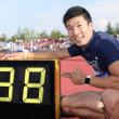ついに日本人初の9秒台