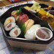 今日はオリンピック観戦しながらの寿司御膳でした。