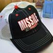 ミサイルベイツ Tシャツと帽子
