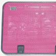 ピンクのノートパソコン冷却 #ピンク #パソコン #冷却な