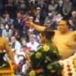 靖国神社奉納大相撲
