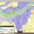 川内川洪水を地元小学生に伝える。盈進小学校の生徒に。。鹿児島県。色別標高地図の利用を小学生に教えよう!