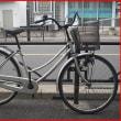 ★リサイクル(再生)自転車・中古自転車・ホームサイクルW型・26インチ・変速無し・シルバー